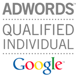 Selo de Certificação Google AdWords Qualified Individual
