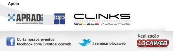 Apoio: CLINKS - Agência Certificada Google Ads