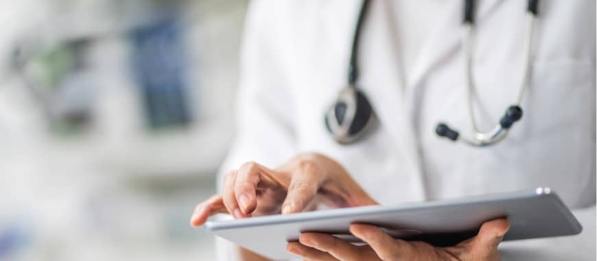 anunciar clínicas de saúde na internet