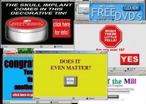 Políticas de Publicidade do Google AdWords Regulam o Uso de Pop-ups em Páginas de Destino e Todo Website