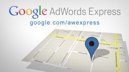 Google AdWords Express - Como pequenos anunciantes podem anunciar no google adwords
