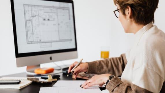 anunciar escritório de arquitetura no Google
