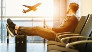 como anunciar companhias aéreas no Google