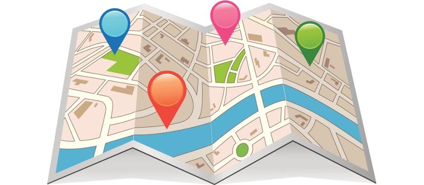 Opções de local avançadas do google ads