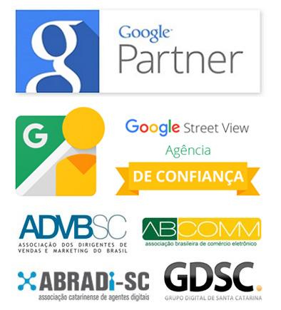 Google Partner - Agência Certificada Google Street View Trusted - CLINKS