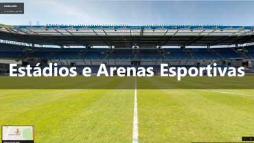Street View Trusted para Estádios de Futebol