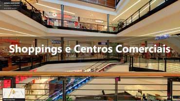 Street View Trusted para Shoppings e Centros Comerciais