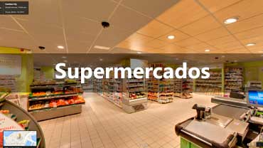 Street View Trusted para Supermercados