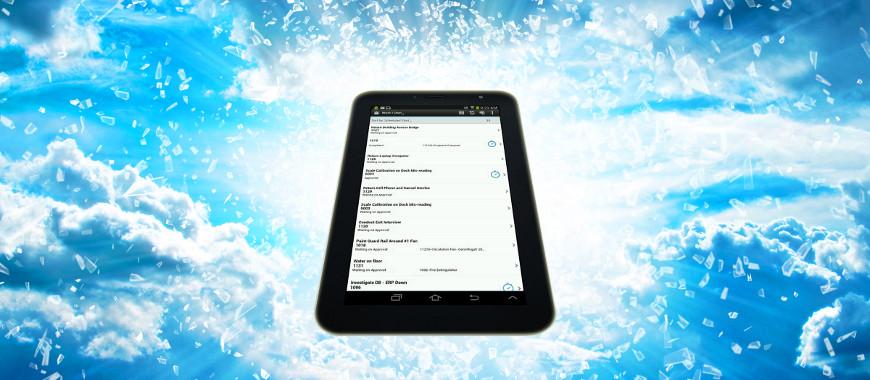 Experiência em páginas de destino exibidas em dispositivos móveis