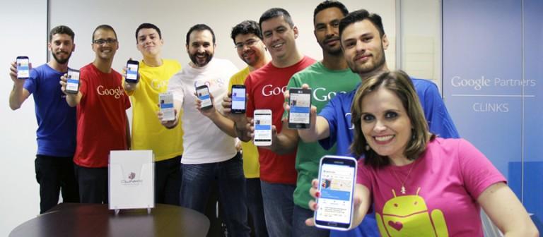 CLINKS Conquista 6ª Certificação do Google Ads: MOBILE