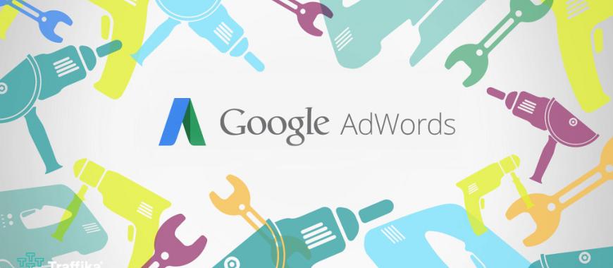 Colunas taxa de interação do google adwords