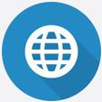 Empresas divulgar negócios globalmente nos links patrocinados