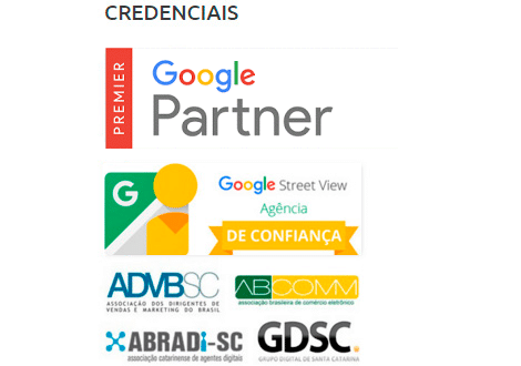Google Partner - Agência Certificada Google Business View - CLINKS