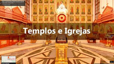 Street View Trusted para Igrejas, Santuários e Mosteiros