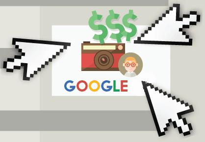 características google adwords anunciar fotografia