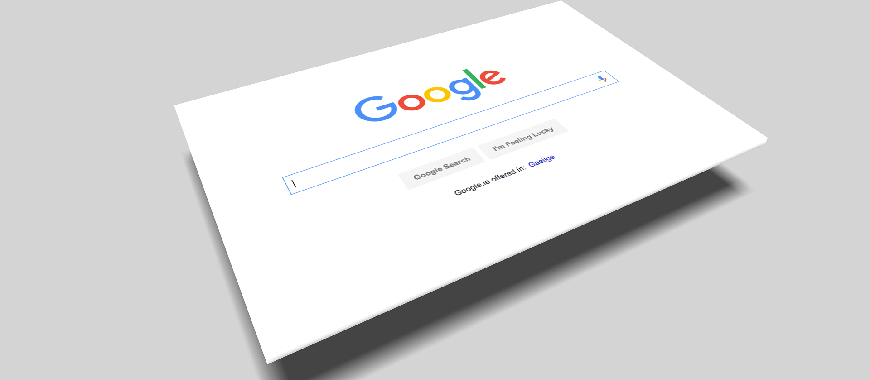 Pesquisas Brasil e mundo no Google