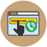 Extensões de chamada automática