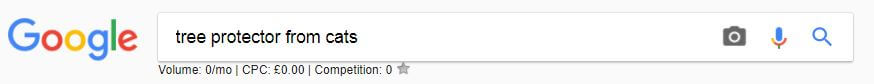 CPC nos resultados do Google