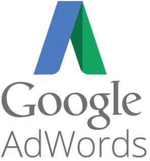 Anúncios adicionados pelo adwords