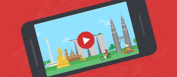 Consumo vídeos youtube