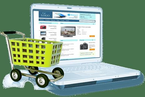Expandir migrar loja para internet