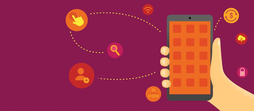Metas ao divulgar app na internet
