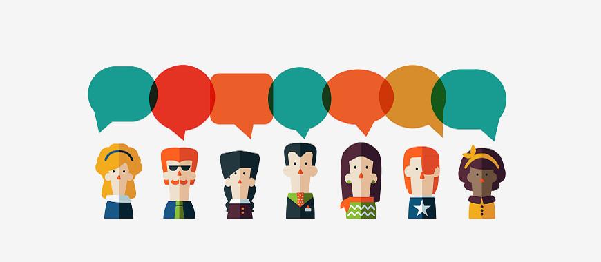 Buscas conversas coloquiais