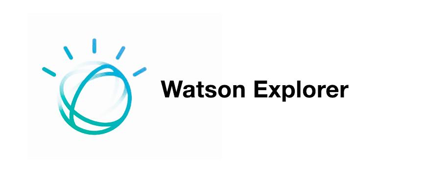 watson explorer