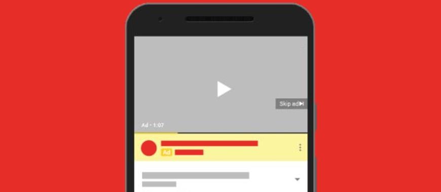 Ações em vídeos trueview for action