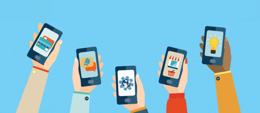 Aumentar ações e instalações de aplicativos