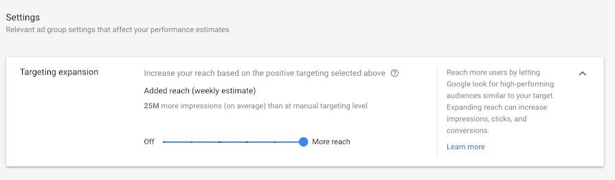 Melhorar prospecção de clientes na rede de display