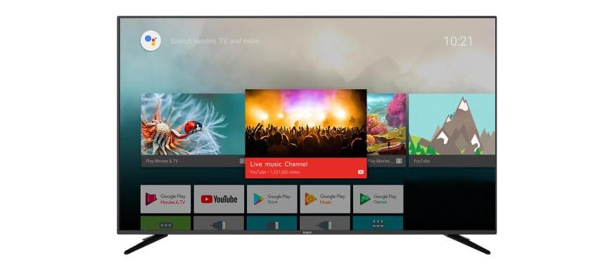 Links Patrocinados São Exibidos na Tela Inicial do Android TV
