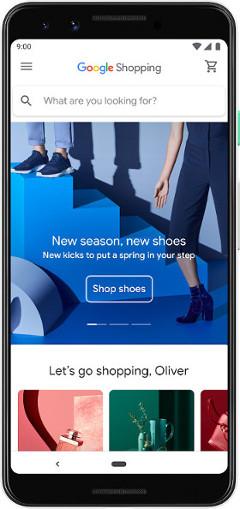 Nova Experiência de Compra no Novo Google Shopping