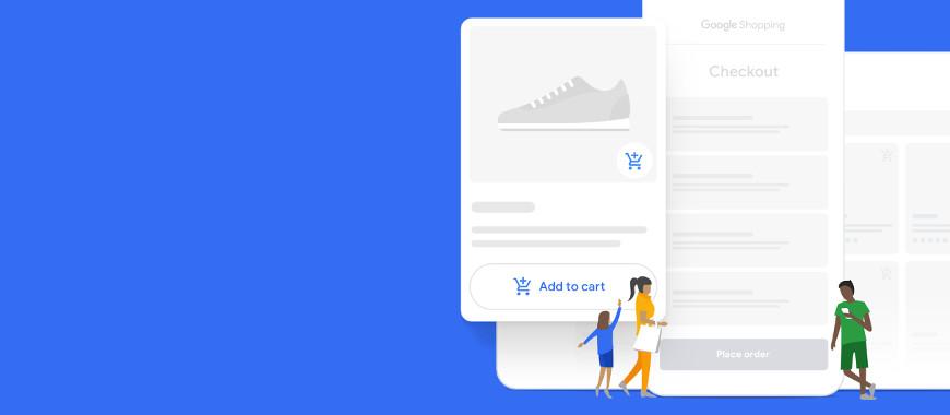 Novas experiências de compra do novo Google Shopping