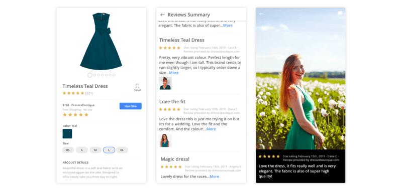 Google Shopping Exibe Fotos de Clientes em Avaliações dos Produtos