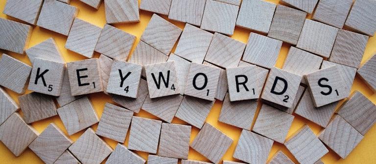 O que são Palavras-Chave