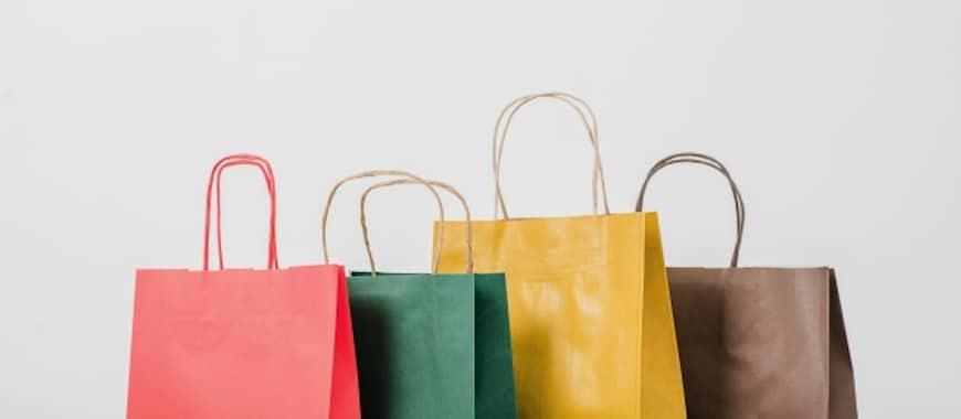 anúncio retirada coleta produtos fora da loja
