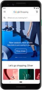 Google Shopping é redesenhado e ganha página inicial personalizada de acordo com anteriores experiências de compra dos usuários. Além disso, passa a oferecer compras online e locais.