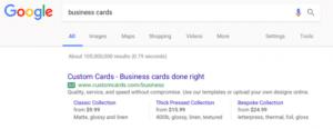 O Google disponibiliza as Extensões de Preços. Agora as empresas podem divulgar valores de serviços e produtos diretamente nos anúncios.