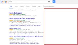 O Google elimina anúncios de texto laterais, uma iniciativa ousada em direção a uma abordagem mais voltada para o mobile.
