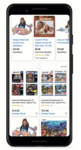 Google Shopping começa a exibir resultados orgânicos.