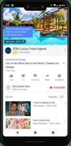 Google divulga o conjunto de anúncios (pods) do YouTube. Os pods são vídeos publicitários agrupados em dupla e exibidos em sequência.