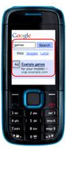 O endereço m.google.com torna-se disponível para usuários de celular. O Google também começa a oferecer anúncios para celulares.