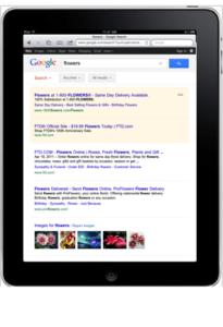 lançamento da segmentação por tablets