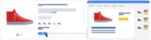 É divulgado o lançamento da Prospecção Dinâmica Com Feeds de Produtos. O recurso utiliza feeds para exibir produtos mais relevantes de acordo com as pesquisas dos usuários.