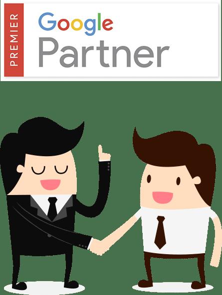 Agência Google Ads Partner PREMIER