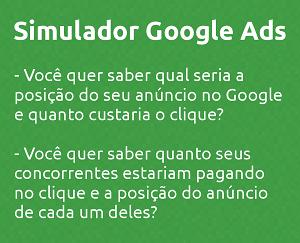 Simulador Google Ads